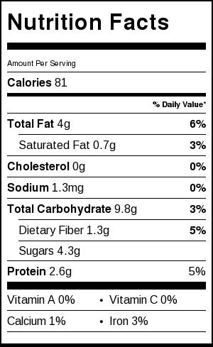 nutty oatmeal cranberry energy bites