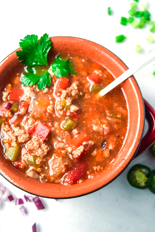 Crockpot Whole30 Chili