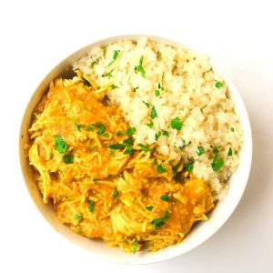 Instant Pot Chicken Tikka Masala (Whole30 Paleo)