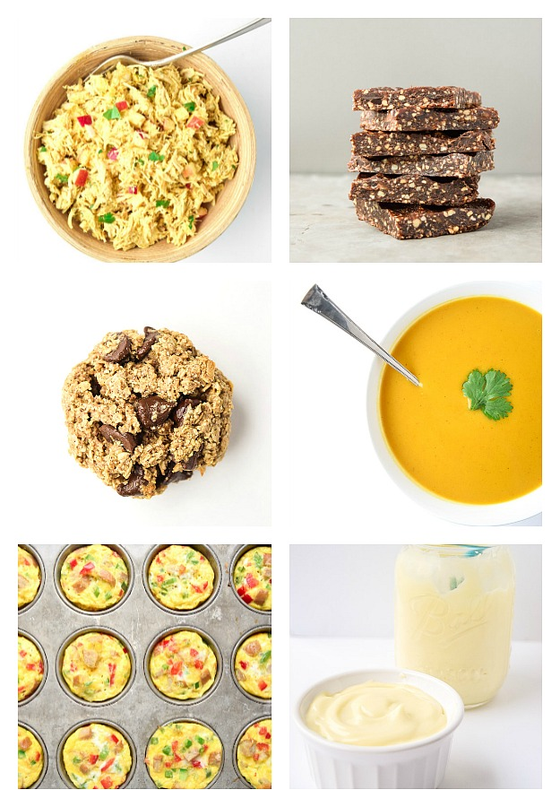 Clean Eating Meal Prep - Top 10 Tips & Foods - Save time and money with these prep tips and recipes for a week of clean, whole food meals. | tastythin.com