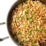 15 minute whole30 egg roll bowls