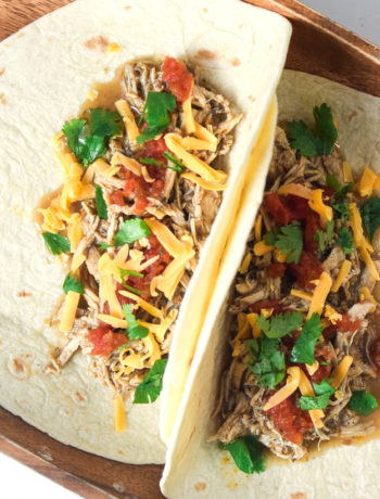 Instant Pot Cool Ranch Chicken (Whole30, Paleo, Keto) - homemade taco and ranch seasonings make a great combo for chicken! Super fast recipe made in the Instant Pot!   tastythin.com