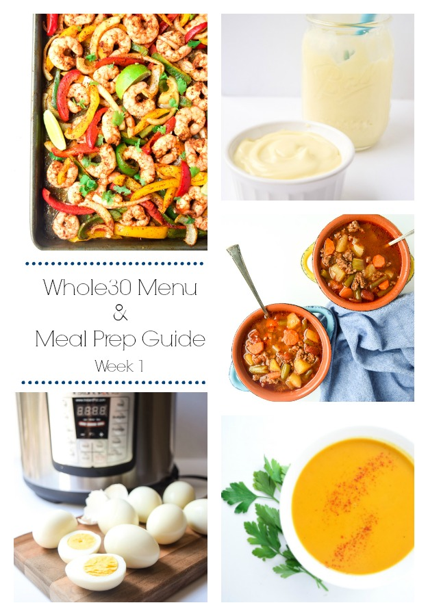 Clean eating meal prep guide with whole30 meal plan tastythin clean eating meal prep guide with whole30 meal plan forumfinder Gallery