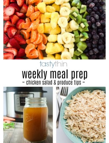 tastythin meal prep guide