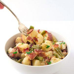 whole30 instant pot german potato salad