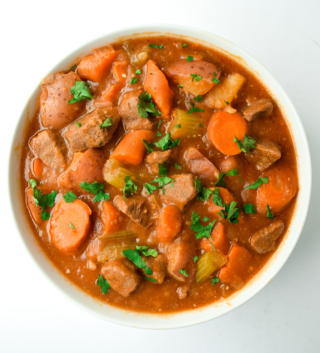 Instant Pot Beef Stew Whole30