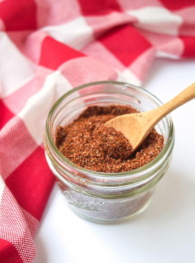 homemade chili seasoning mix