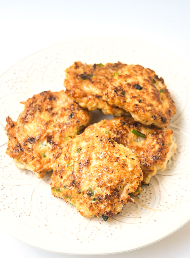 Whole30 Jalapeno Chicken Sausage Patties (Paleo Keto)