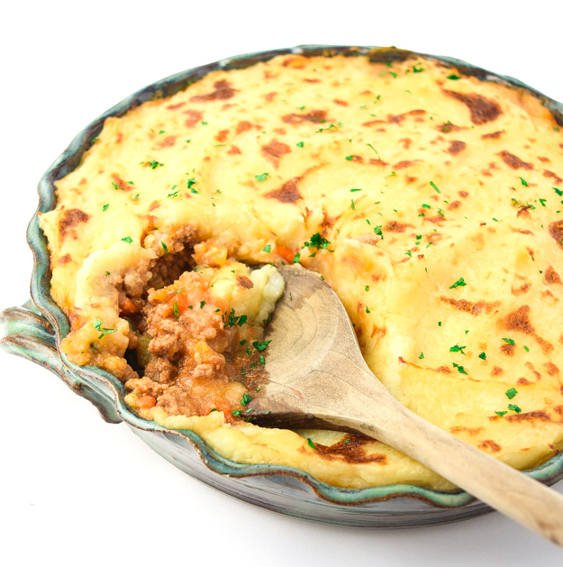 Whole30 Shepherd's Pie