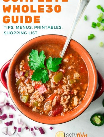 Complete Whole30 Guide