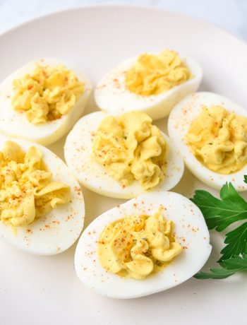 Best Instant Pot Deviled Eggs