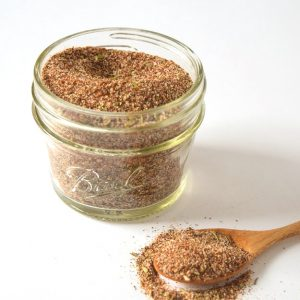 Homemade Blackened Seasoning Mix