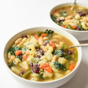 instnat pot minestrone soup