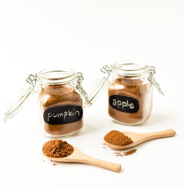 Pumpkin Pie Apple Pie Spice Mix