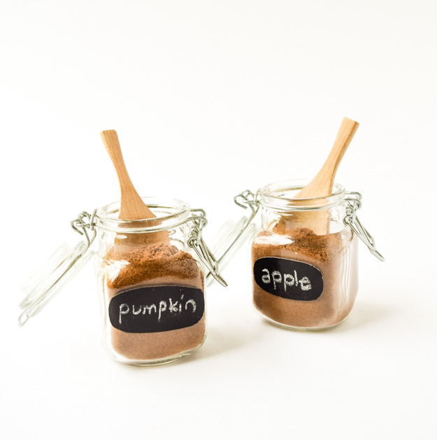 Homemade Pumpkin Pie Apple Pie Sice Mix