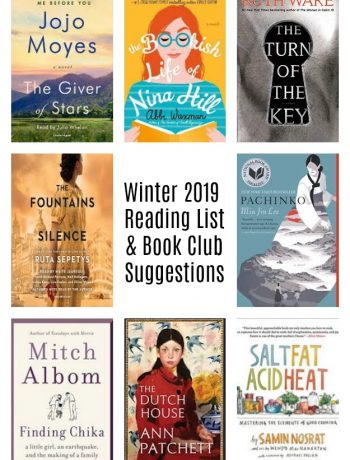 winter 2019 book club suggestions