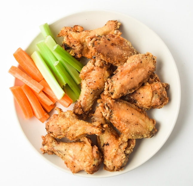 Air Fryer Chicken Wings Recipe 5 Ways Keto Whole30 Paleo