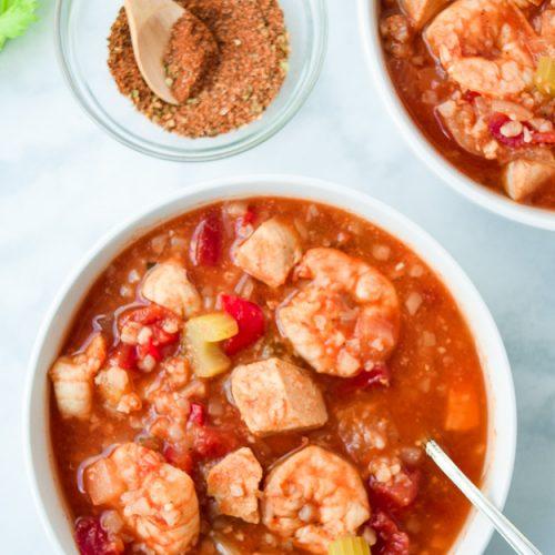 Instant Pot Gumbo recipe