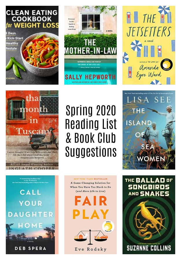 2020 book club suggestions