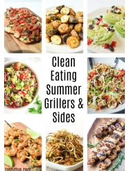 clean eating summer grilling side dish recipes