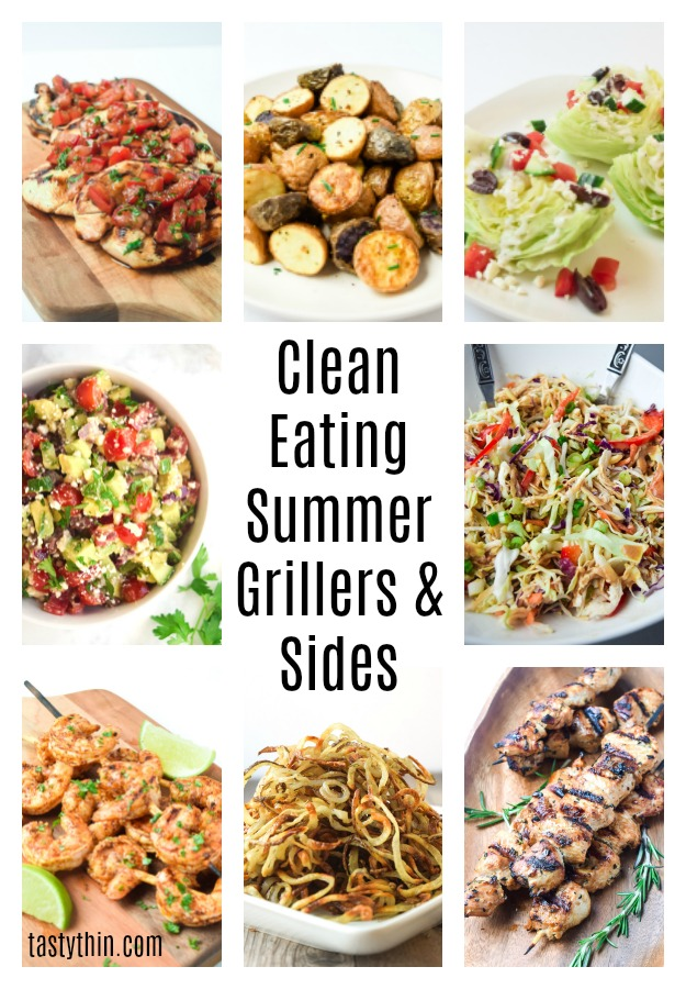 30 Clean Eating Summer Grilling And Side Dish Recipes Whole30 Paleo Keto Tastythin